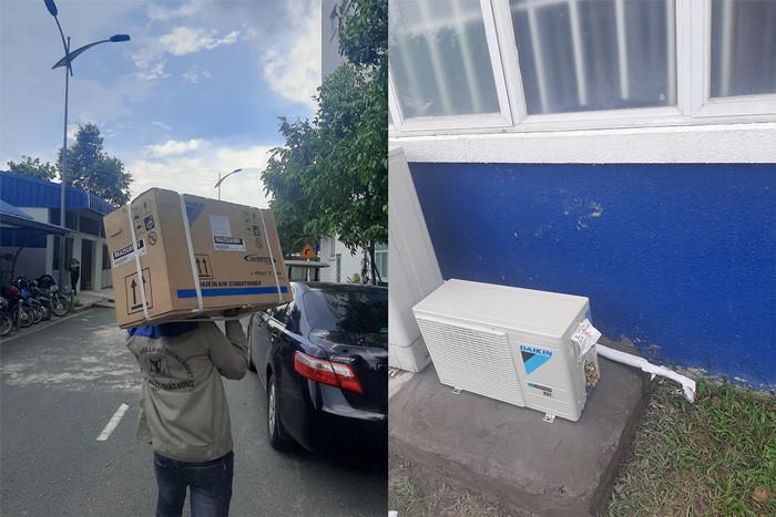 Sửa chữa và lắp đặt máy lạnh tại TP.HCM
