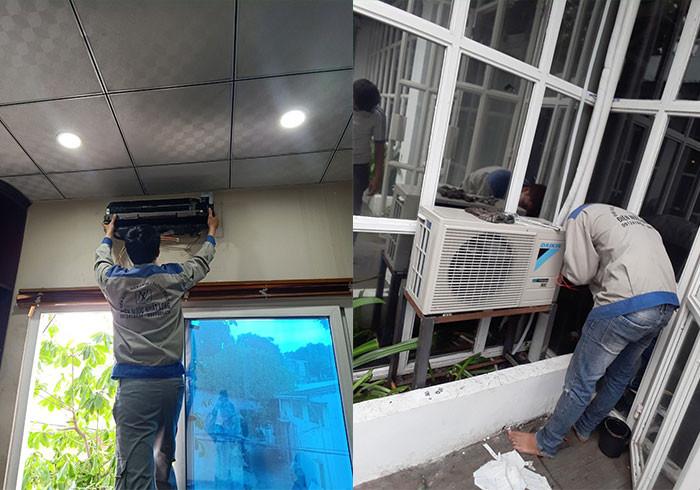 Dịch vụ sửa máy lạnh tại TP.HCM